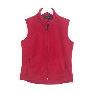 Woolrich Fleece Vest